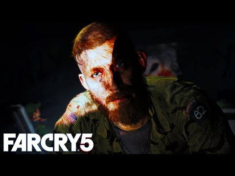 Far Cry 5 Part 12 - The World Is Weak: Abducted by Jacob Seed and Rescued by the Whitetails