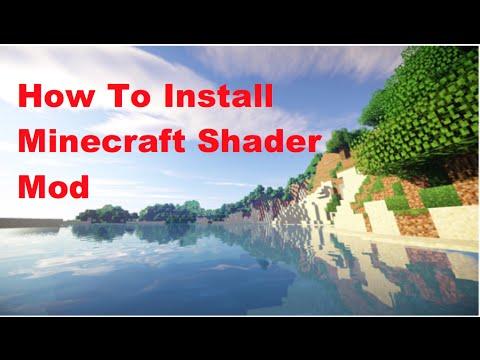 Minecraft: Shaders Mod Installation Tutorial 1.9.4 (Mac)