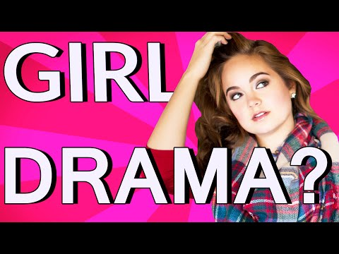 How To Deal With Dramatic Friends! - Chelsea Crockett