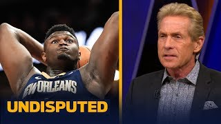 Comparing Zion Williamson to LeBron is totally unfair — Skip Bayless | NBA | UNDISPUTED
