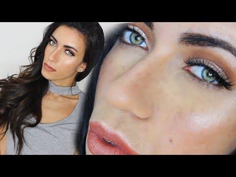 Sexy Soft Cat Eye Makeup Tutorial | MakeupAndArtFreak