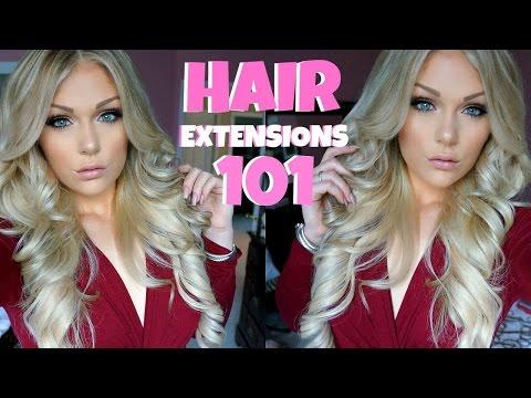 Hair Extensions 101   Bellami Hair Review + More