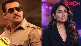 Salman to promote Dabangg 3 with THIS special strategy | Kareena's BIG revelation about Saroj Khan