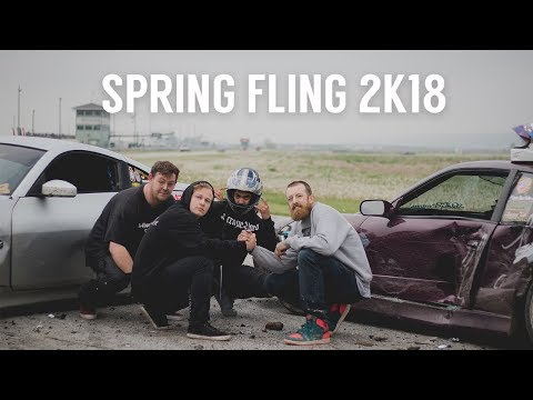 O Drift Collective's 2018 Spring Fling