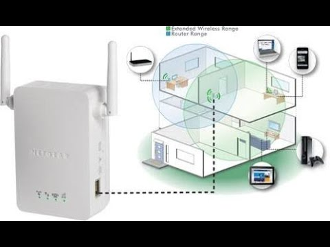 NETGEAR WiFi Extender Setup || How To install it || tech4use