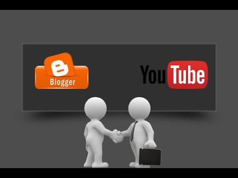 How to add youtube search bar on ur blog main page...