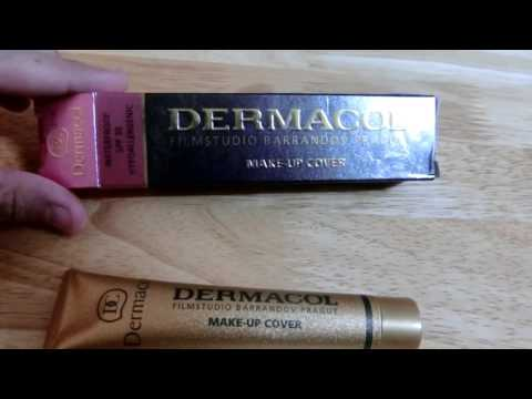 Dermacol makeup cover scar