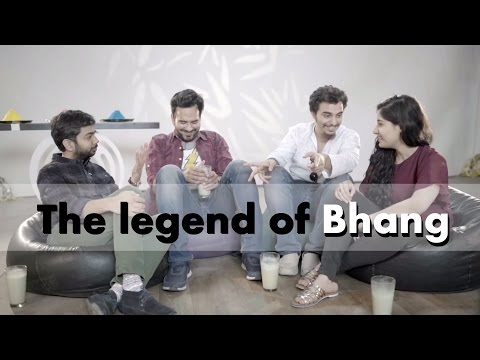 The legend of Bhang - Holi Beyond Colors