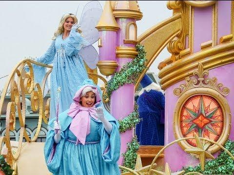Disneyland Park France Paris -- Alice in Wonderland | Диснейленд Парк Париж -- Алиса в стране Чудес
