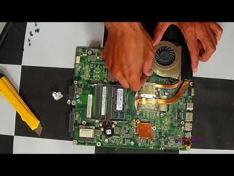 How To Fix Acer Aspire 5745G Overheat