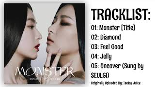 Red Velvet IRENE X SEULGI- 1st Mini Album [MONSTER]