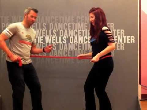 Swing dance - Lindy Hop dancing
