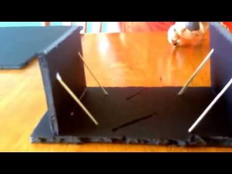 How to make a Wwe breakable table for your action figure