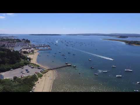 Hamworthy Drone Footage
