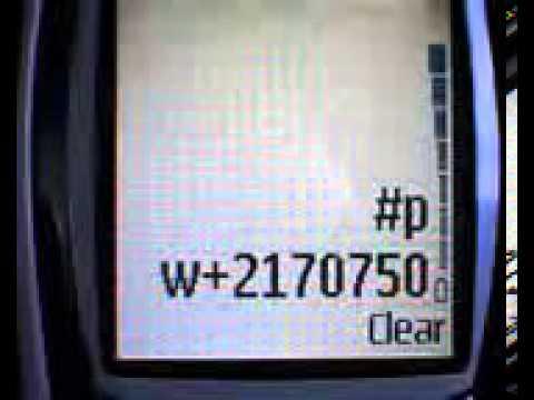 Unlock Nokia - How to Enter Unlock codes