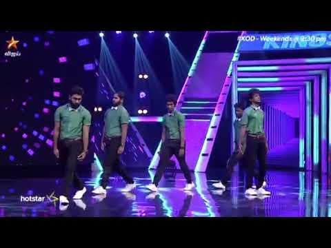 Beautiful dance and song