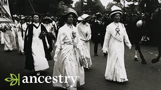Suffragettes: Celebrating 100 years of Women