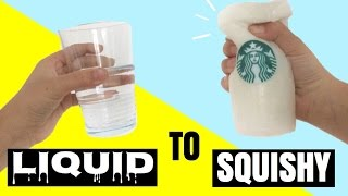 Diy Squishy Without Sponge : How to make a squishy without sponge and foam?! :D Music Jinni