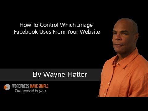 How To Control Which Image Facebook Uses From Your WordPress Website Using WordPress SEO By Yoast