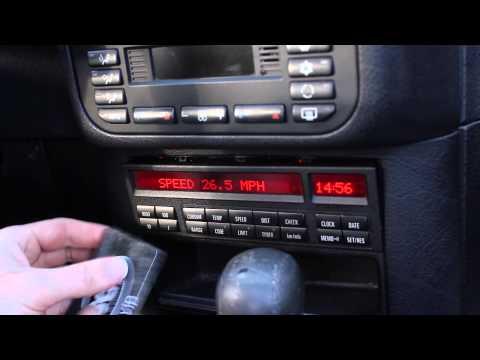 Computer and Clock Dim Screen Repair (1998 BMW 328is)