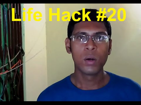 Life Hack #20: Tips To Save Money on Electricity Bills (cut Electricity Bill)