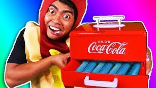 Download Trying Weird Hotdog Gadgets You Never Knew About! Video