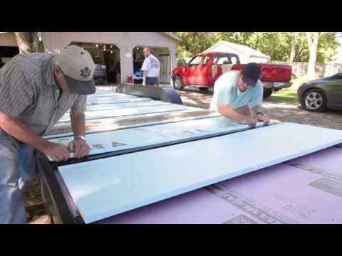 Building Our Tiny House: Step 1 - Insulating the Trailer