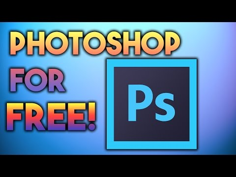 How to Get Photoshop For Free!(Legally)