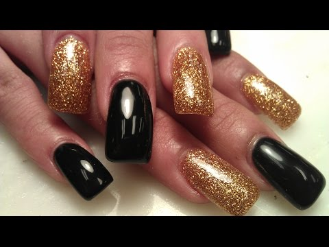 HOW TO GEL POLISH EGYPTIAN COLORS