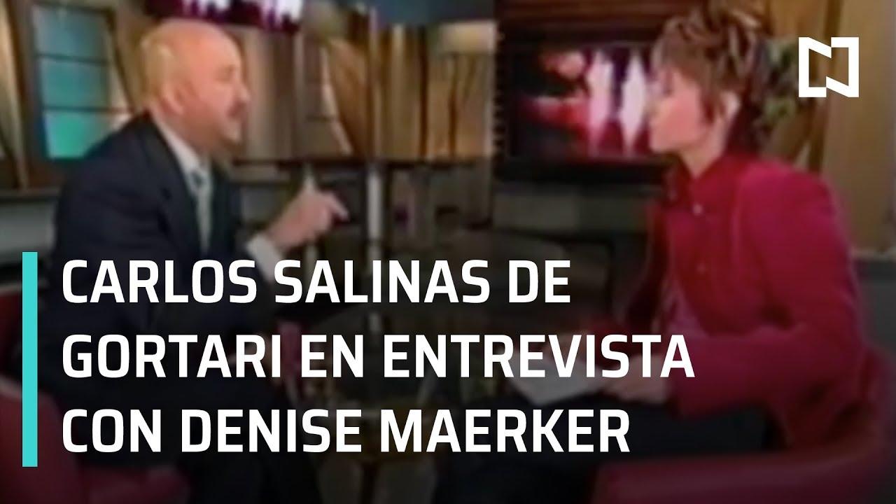 Carlos Salinas de Gortari en entrevista con Denise Maerker en Punto de Partida - 2005