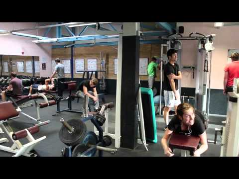 Oxford Brookes University Centre For Sport