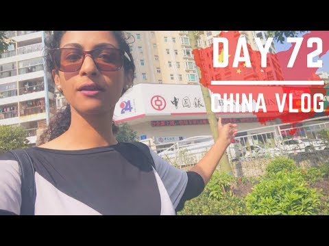 HOW TO OPEN A BANK ACCOUNT IN CHINA - Day 72 China Vlog
