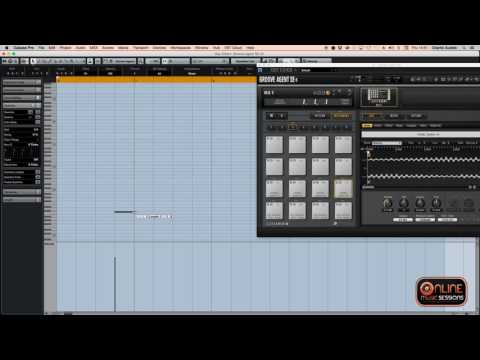 Cubase Tutorial Improving your work Flow Using Groove Agent and Samples