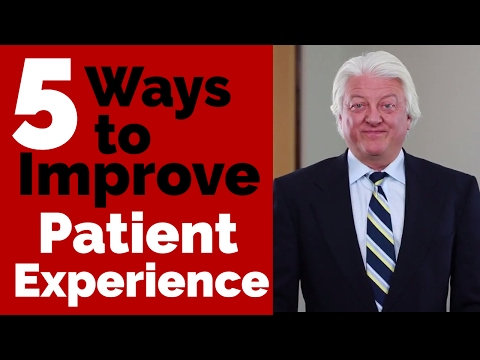 5 Ways to Improve the Patient Experience! | Dental Practice Management Tip