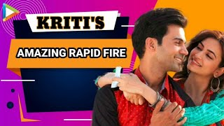Kriti Kharbanda's CANDID Rapid Fire On Deepika Padukone, Weddings, Rajkummar Rao & Lot More