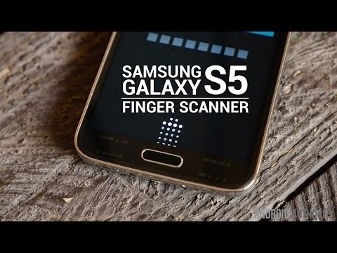 Samsung Galaxy S5 Finger Scanner - Feature Focus