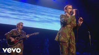 Eurythmics - When Tomorrow Comes (Peacetour Live)