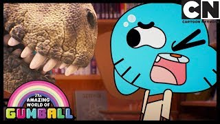 Gumball | Darwin Let Gumball Down |The Flakers | Cartoon Network