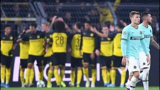 BORUSSIA-INTER 3-2 - Che cosa ha sprecato l'Inter... - NAPOLI-SALISBURGO 1-1 Duecento tiri