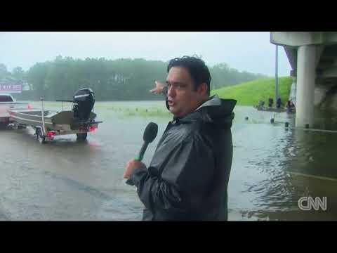 Floods shut down parts of I-45 in Texas