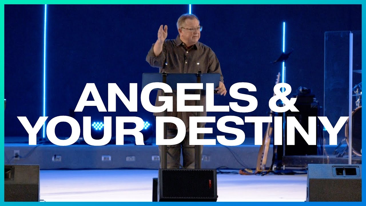Angels & Your Destiny   Tim Sheets