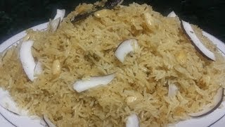 Gur Walay Chawal Jaggery Rice ( Cooking With Fouzia )