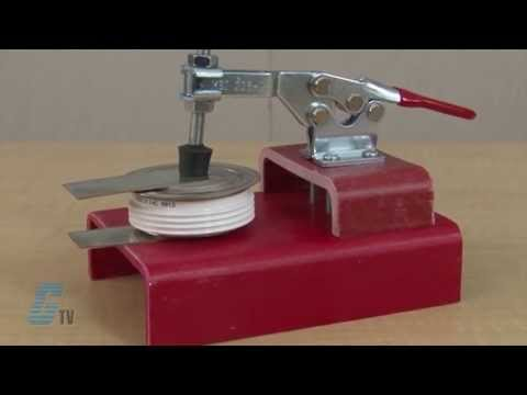 How To Test A Hockey Puck Diode Using A Standard Digital Multimeter