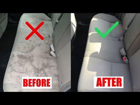 10 Genius Car Cleaning Hacks!!!