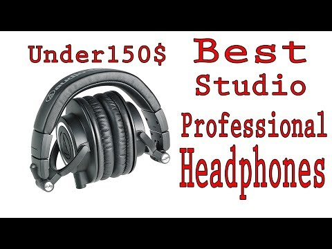 Audio Technica ATH M50X Features. Review