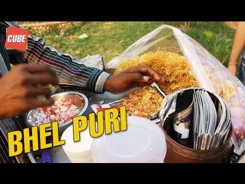 Bhel Puri | Popular Street Food | Indian Spicy Food
