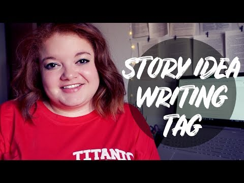 STORY IDEA | writing tag
