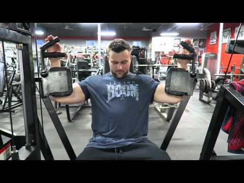 How to workout CHEST when you have shoulder pain