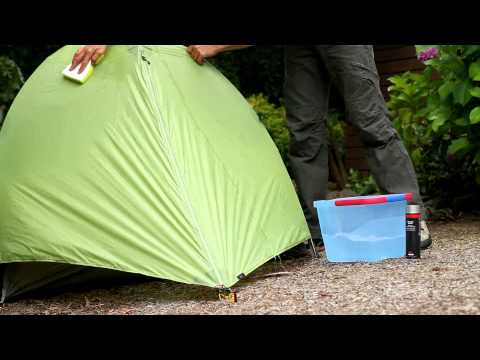 MSR Tents: Shelter Accessories - Maintain