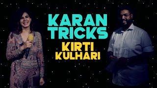 Kriti Kulhari's funny reaction to MAGIC | Mirchi Music Awards | Filmy Mirchi